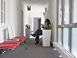 Wartebereich - Praxis für Zahnheilkunde Jan Lück